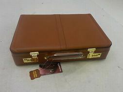 "McKlein 80444 - Top Grain Cowhide Leather, Leather 3.5"" Atta"