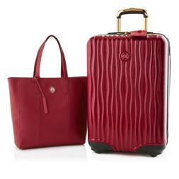 JOY Metallic Set E*Lite Travel Medium Hardside Luggage and L