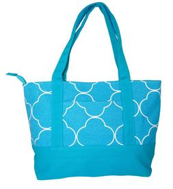 Moroccan Canvas Tote Bag Handbag Purse Travel Luggage Medium