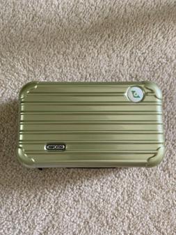 Rimowa Multipurpose Toiletries Small Travel Luggage Green Am