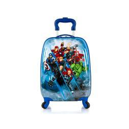 New Marvel Avengers Hardside Spinner Rolling Luggage for Kid