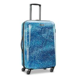 "NEW American Tourister Burst Max 20"" Hardside Carry-On Spinn"