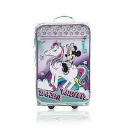 New Minnie Mouse Junior Luggage 18 Inch Luggage for Kids -