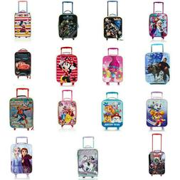 NEW Kids Soft-side Pilot Case - Carry on Trolley Luggage for