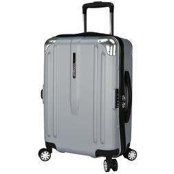 "New London 22"" Carry-on Polycarbonate Hardside Spinner Trunk"