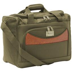 NEW Caribbean Joe Luggage 16 Inch Weekender Gadget Tote Bag