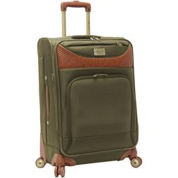 NEW Caribbean Joe Luggage 24 Inch 8 Wheel Spinner