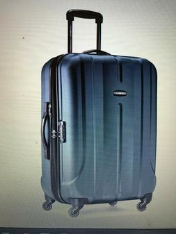 "New! Samsonite Luggage Fiero Medium Spinner 24"" , Dark Tea"