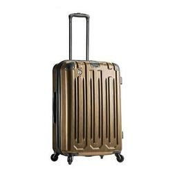 New Mia Toro ITALY Lustro Hardside 28 Inch Spinner Luggage