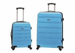 New Rockland Luggage 20 Inch and 28 Inch 2 Piece Expandable
