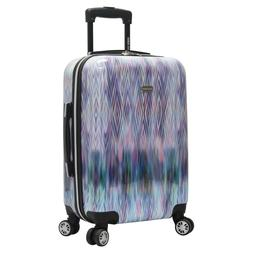 "NEW Steve Madden 20"" Hard Case Carry On Luggage With Spinner"
