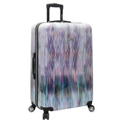 """NEW Steve Madden 28"""" Hard Case Large Luggage With Spinner Wh"""