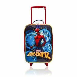 New Spider-Man Trolley - Soft Side 16 Inch Luggage Case for