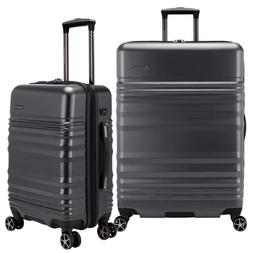 *NIOB* Traveler's Choice Pomona 2-piece Hardside Luggage Set