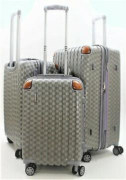 NWT ABS+PC LV-LIKE ANTI-SCRATCH SPINNER HARDCASE SUITCASE LU