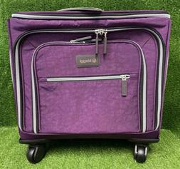 NWT BIAGGI Lift-Off Expandable Underseater Carry-On Luggage