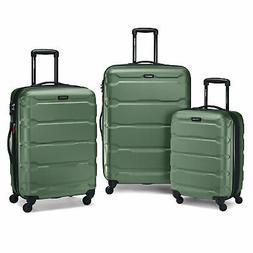 Samsonite Omni 3 Piece Hardside Luggage Nested Spinner Set