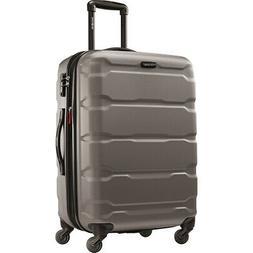 "Samsonite Omni Hardside Luggage 24"" Spinner Silver 68309-177"