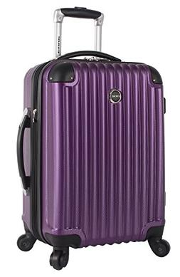 Lucas Outlander Carry On Hard Case 20 inch Expandable Rollin