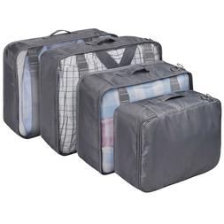 Packing Cubes Large Medium Travel Luggage Organizer Storage