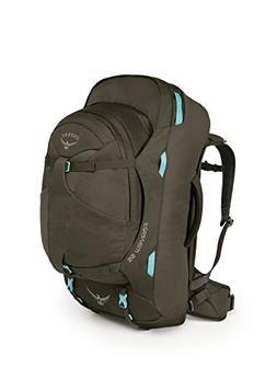 Osprey Packs Fairview 55 Women's Travel Backpack, Misty Grey