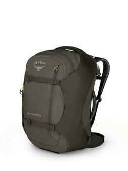 Osprey Packs Porter 46 Travel Backpack, Castle Grey, One Siz