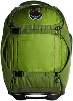 Osprey Packs Sojourn Wheeled Luggage, Nitro Green, 45 L/22""