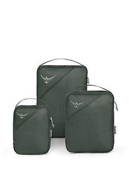Osprey Packs UL Packing Cube Set, Shadow Grey, One Size