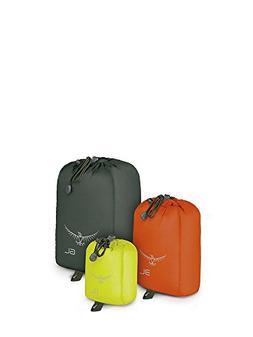 Osprey Packs Ul Stuffsack Set, Assorted Colors, One Size