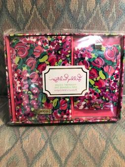 Lilly Pulitzer Passport Cover And Luggage Tag Set Wild Confe