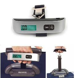 Pocket Digital Scale 50kg Portable Travel Luggage Scale Elec