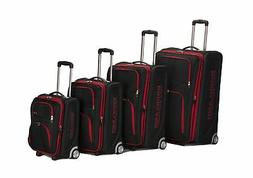 polo equipment olympian expandable luggage