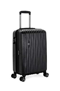 "SwissGear PolyCarb Hardside 20"" Carry-on Luggage Energie USB"