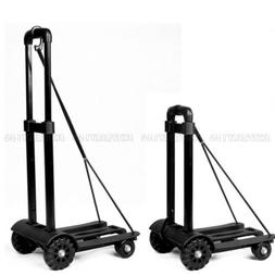 Portable Cart Folding Dolly Push Truck Hand Collapsible Trol