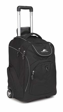 High Sierra Powerglide Wheeled Laptop Book Bag