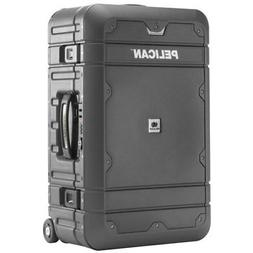 Pelican Progear Luggage 22 with Travel System Gray with Blac