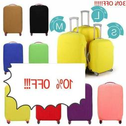 """Protector Cover Case for 18""""- 30"""" Luggage Suitcase Solid Ela"""