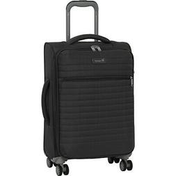 """it luggage Quilte 21.5"""" Lightweight Expandable Carry-On Soft"""