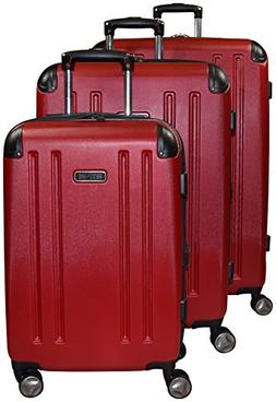 Kenneth Cole Reaction 8 Wheelin Expandable Luggage Spinner W