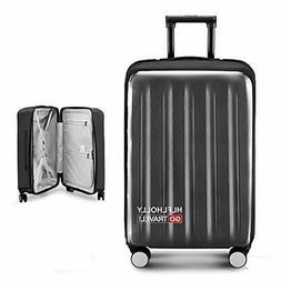 Removing-Free Travel Luggage Cover Suitcase Protector Fits 2