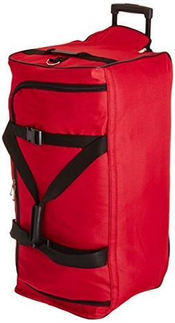 "30"" Rolling Duffle Bag - by Fox Luggage"