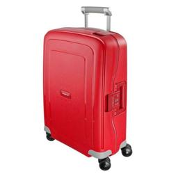 Samsonite S'Cure Hardside Checked Luggage with Spinner Wheel