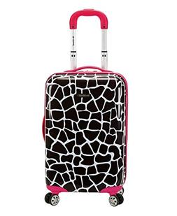 "Rockland Luggage Safari 20"" Hardside Spinner Carry-on"