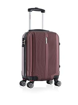 InUSA San Francisco 18-inch Carry-on Lightweight Hardside Sp