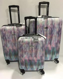 NEW STEVE MADDEN LUGGAGE 3PC LUGGAGE SET SPINNER COLLECTION
