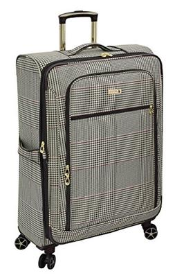 LONDON FOG SHEFFIELD 3PC ULTRA LIGHT LUGGAGE SET EXPANDABLE
