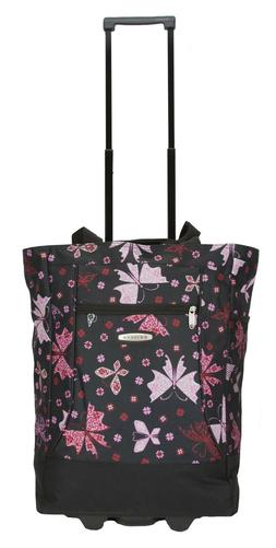 Shopping Tote Bag with Wheels