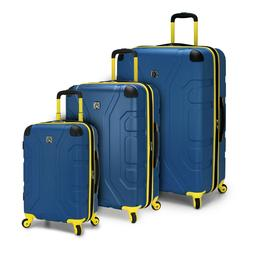 US Traveler Sky High 3pc Hardside Expandable Spinner Luggage