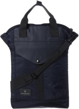 """Victorinox 13"""" SLIMLINE VERTICAL LAPTOP TOTE Bag - Navy"""