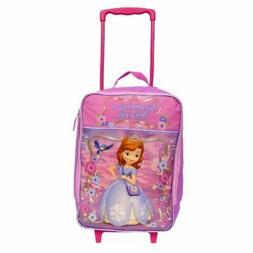 sofia pilot case kids soft side luggage